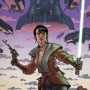 Star Wars: Knight Errant #1 cover