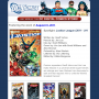 DC Digital Email for Justice League